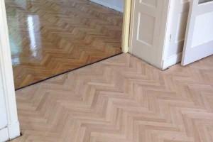 Houten vloer renoveren prijs