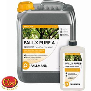 PALL-X--PURE-A-EW-PARKET-LEERSUM